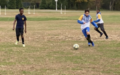 HGMS Soccer Team Reaches Semifinals