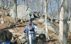 8th Grade Hikes Bear Mountain